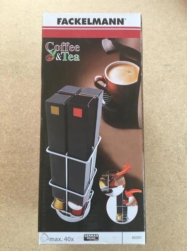 porta capsulas cafe