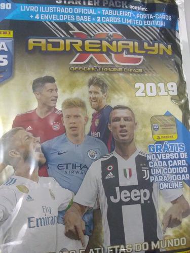 porta cards - fifa 365 adrenalyn xl 2019 oficial
