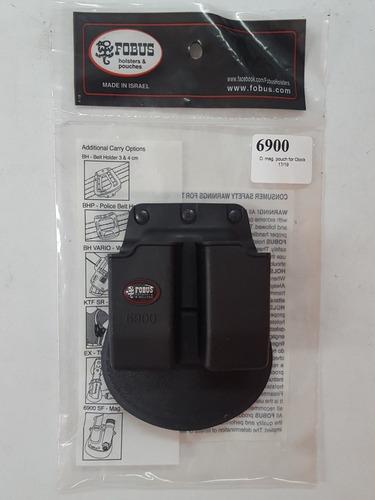 porta cargador fobus para glock 17/19
