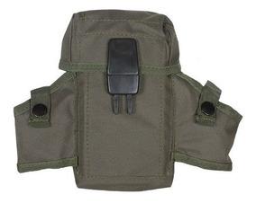 Condor ma19 Doble Open Top 5.56 Mag Pouch-Verde Od Tactical Rifle Bolsa