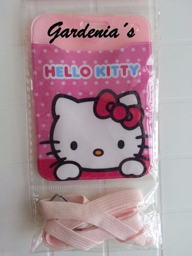 porta carnet hello kitty