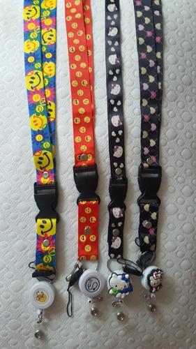 porta carnet kit cinta y yoyo