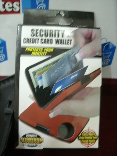 porta cartão de credito