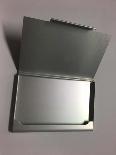porta cartão de visitas  crédito há pronta entrega kit 10 pc