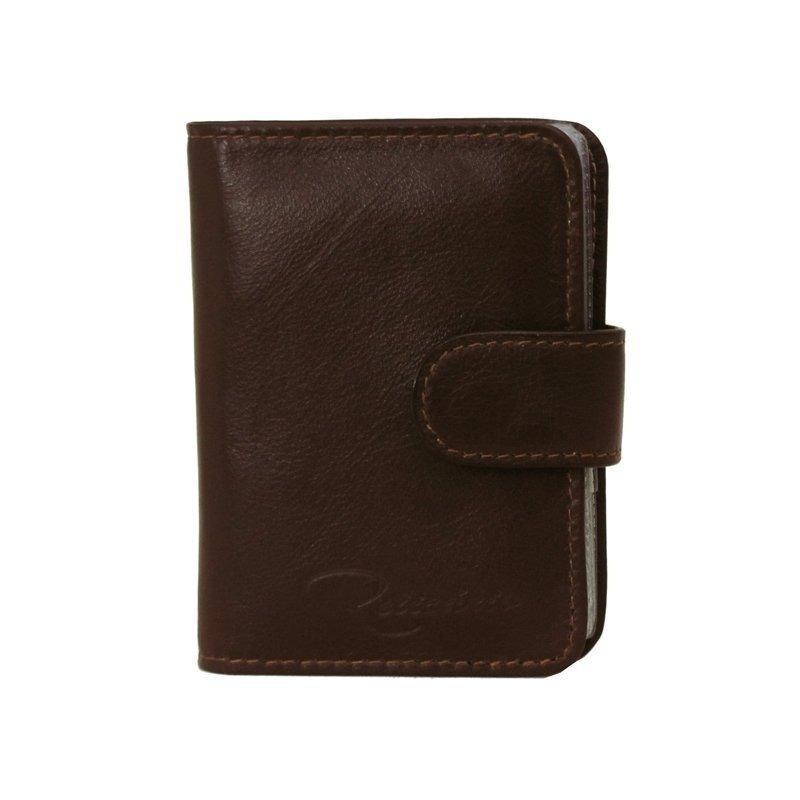 45f09caf92 Porta-cartões De Couro Cardnote Marrom Café - R$ 46,80 em Mercado Livre