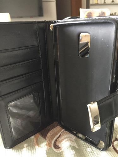 porta cartoes de creditos e pota celular em couro