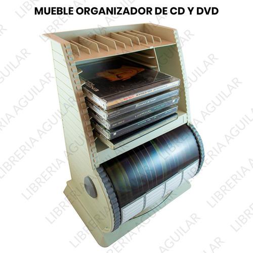 porta cd dvd modulo mueble musica oferta