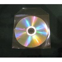 100 Sobres De Vinil Como Estuche Para Cd/dvd Imprimibles