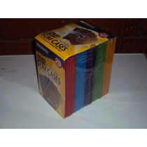 Estuche Dvd - Memorex Cool Colors- Pack De 30 Unds