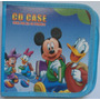 Estuche Porta Cd Dvd Bluray Jemip 20 Discos Disneys