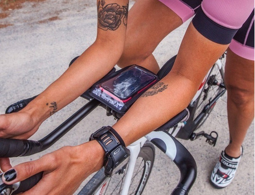 porta celular bicicleta touch screen noaf iphone cuotas
