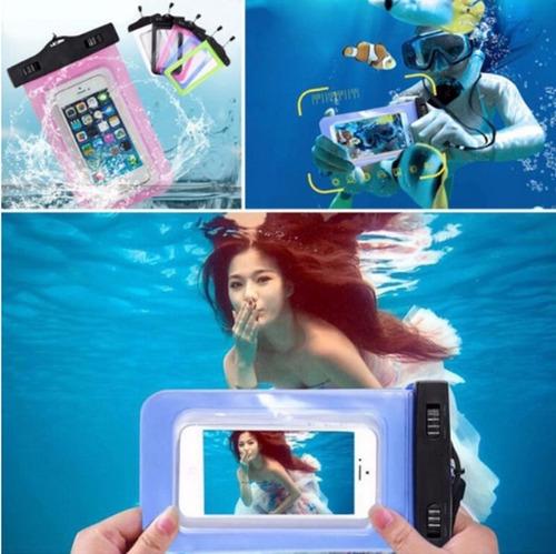 porta celular deportivo resistente al agua