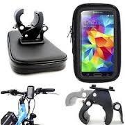 porta celular gps smartphone resistente al agua moto bici