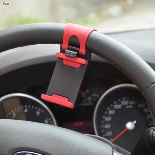 porta celular para volante de auto $3,95 loschill