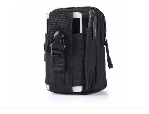 porta celular tactico tactica mochila bolsa bici motocicleta