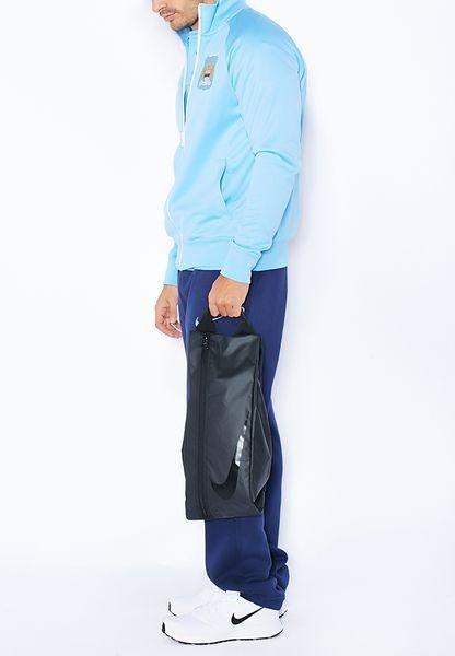 Porta Chuteira Nike Fb Shoe Bag 3.0 Preto Ba5101-001 - R  89 215dc32c6dee3