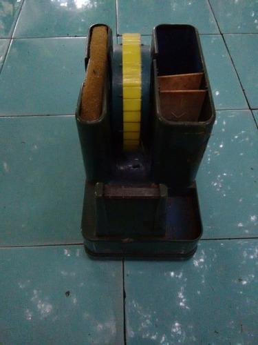porta cintas o dispensador para cinta fina para escritorio