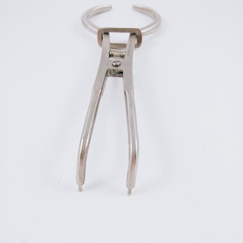 porta clamps inoxidable belkys odontologia novacekdental