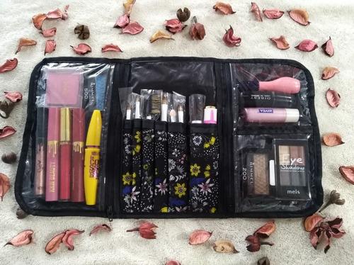 porta cosméticos maquillaje