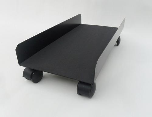 porta cpu teclados papeleras  metalicas  muebles de oficina