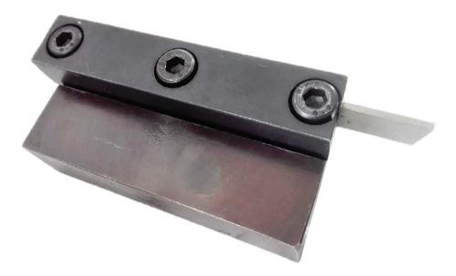 porta cuchilla coaxible/ para torno 7/8- 1 pulg sin cuchilla