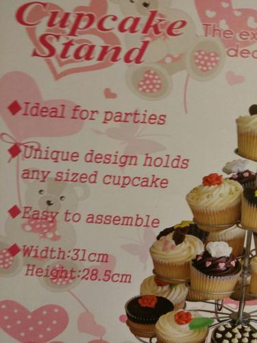 porta cupcake. stand cupcake
