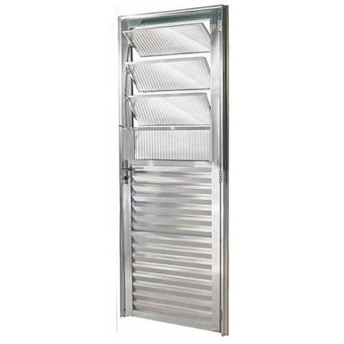 porta de alumínio brilhante de cozinha basculante cmc