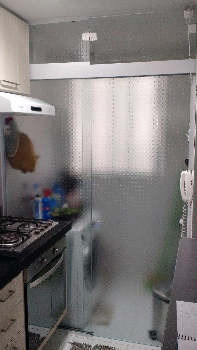 Divisoria Area De Servio Cozinha Divisrias De Vidro Para Cozinha E