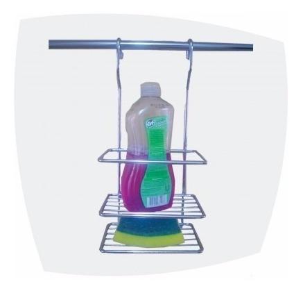 porta detergente esponja para barral cocina colgar colgante