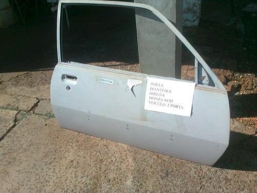 porta dianteira direita monza 84/90 veiculo de 2 portas nóva