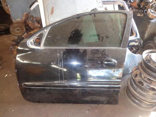 porta dianteira esquerda do peugeot 206 sem o vidro
