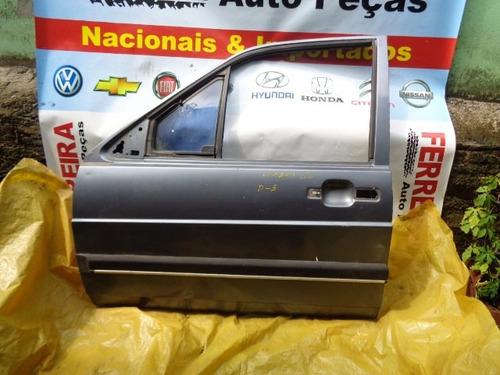 porta dianteira esquerda santana 88 com detalhes