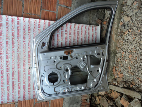 porta dianteira l.d logan 11/12 s/ acessórios