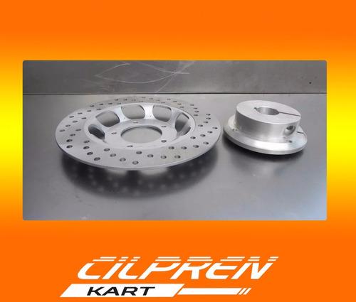 porta disco de 110 cc mas disco para drift trike o karting
