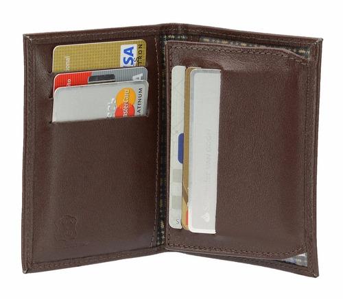porta documentos de carro cnh dinheiro couro legitimo khaata