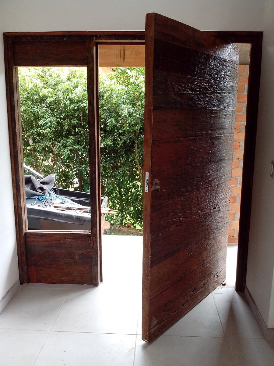 Porta em madeira de demoli o valor por metro quadrado m2 for Espejo de 1 metro por 2 metros