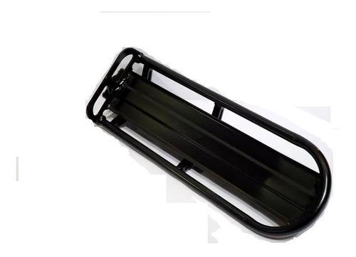 porta equipaje aluminio flotante para bicicleta universal
