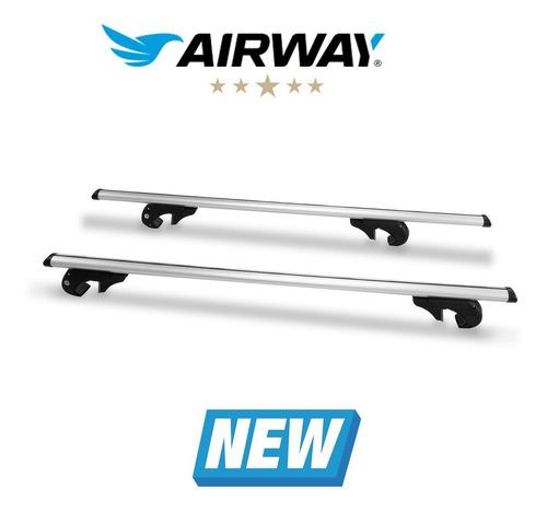 porta equipaje autos aluminio aircross tiggo sportage sw4