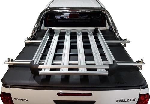 porta equipaje barra
