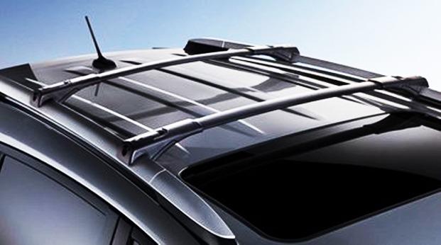 Barras Gemelas Porta Equipaje Verticales Toyota Rav4 13