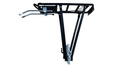 porta equipaje bicicleta regulable de aluminio - star cicles