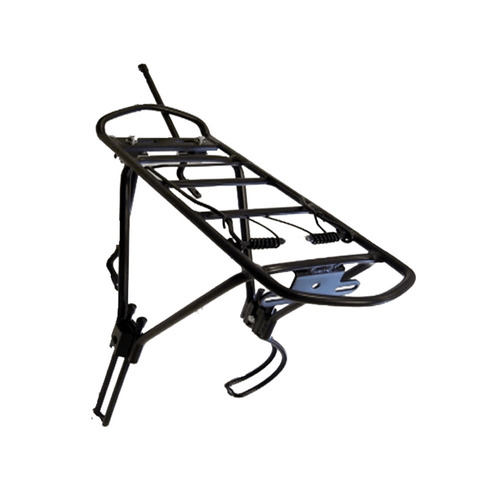 porta equipaje de aluminio p-bicicleta para disco rod 24-29