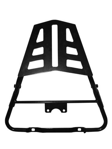 porta equipaje honda twister cbx 250 reforzado marca hp