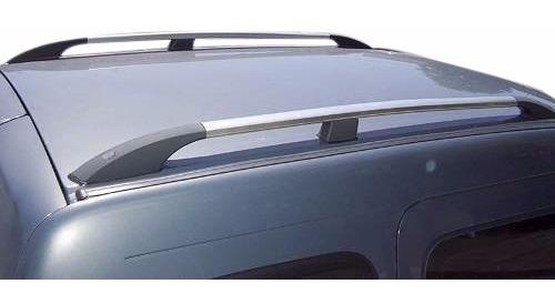 porta equipaje longitudinal renault kangoo en aluminio