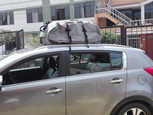 porta equipaje para auto camioneta