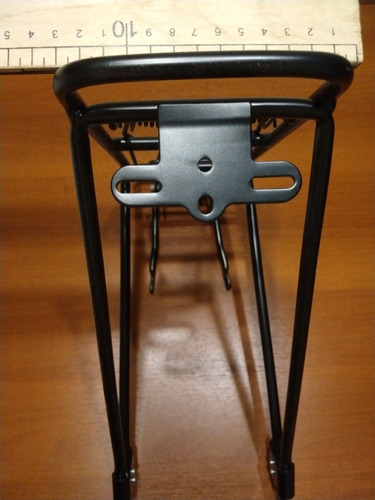 porta equipaje para bicicleta