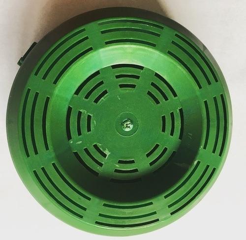 porta espiral ignifugo (no quema) mosquitos jardin x 4