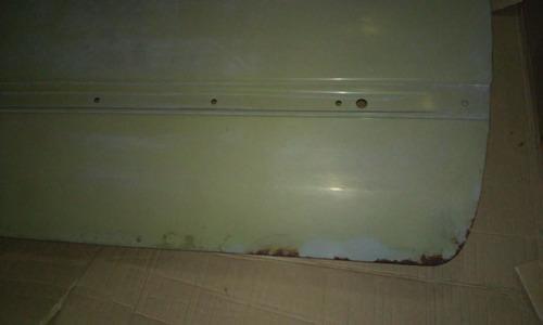 porta esquerda golf mk3 gti vr6 94 98 2p friso 6,3cm origina