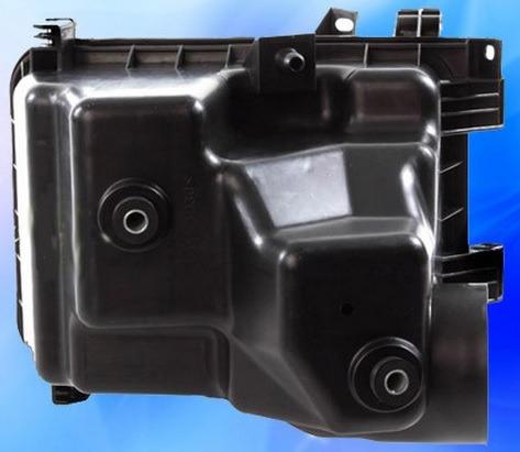 porta filtro de aire toyota yaris 1.5l l4 2007 - 2017