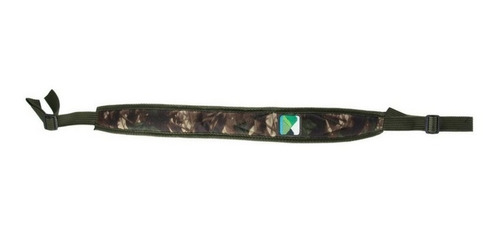 porta fusil acolchonado camuflaje + envio gratis